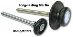 Martin Garage Door Hardware
